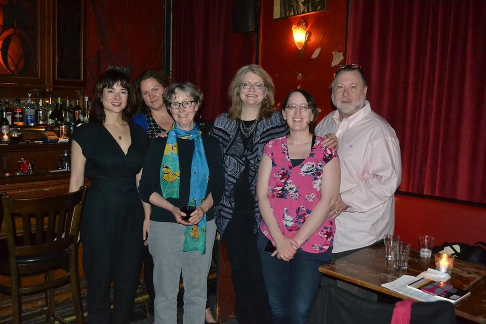 April 8 authors