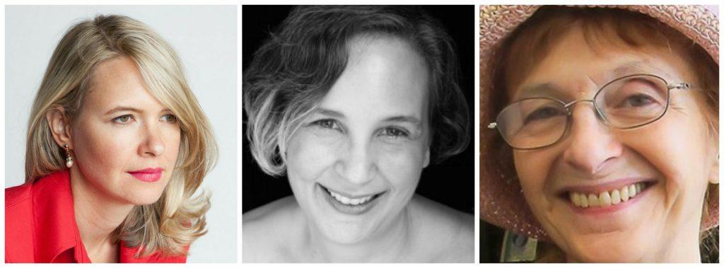 Sophie Jaff, Kirsten Major, and Roberta Allen