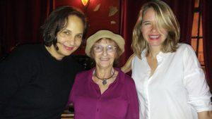 Kirsten Major, Roberta Allen, Sophie Jaff