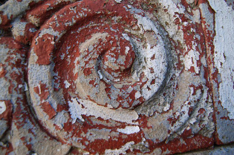 Architectural swirl
